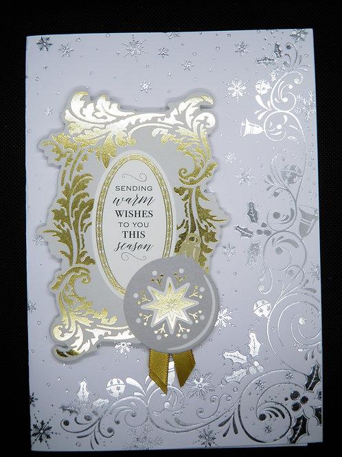 Christmas - Sending Warmest Wishes to You This Season