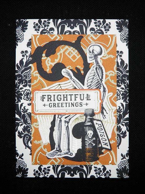 Halloween - Frightful Greetings