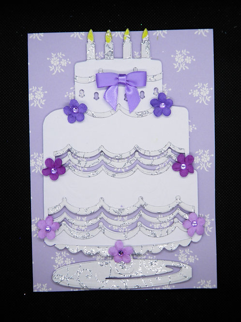 Wedding Cake - 3D Cake