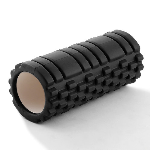 Yoga Bloc Foam Roller Fitness Gym  Muscle Massage Relax Roller Yoga Brick 9.5*30