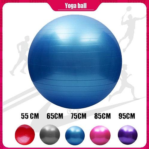 55/65/75/85/95 CM Yoga Fitness Balance Ball  Exercise Fitness PVC Ball