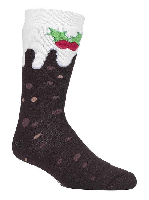 Unisex Thermal Christmas Slipper Socks