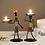 Thumbnail: Vintage Metal Candlestick Home Decoration Handmade Candle Holder Candlestick