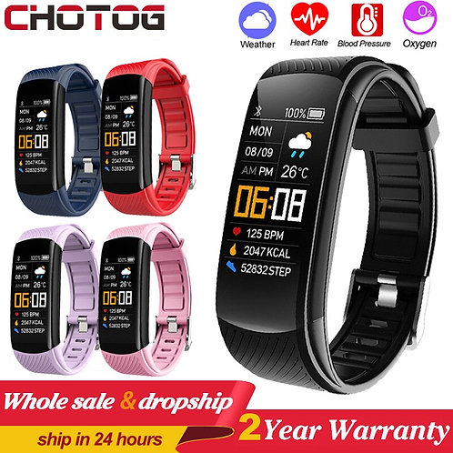 Fitness Bracelet Ip67 Waterproof Sport Fitness  Pedometer for Android IOS