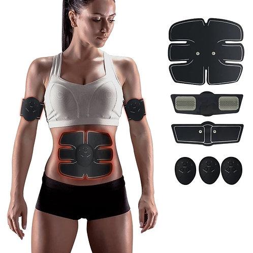 Wireless Muscle Stimulator Smart Fitness Abdominal Training Weight Loss