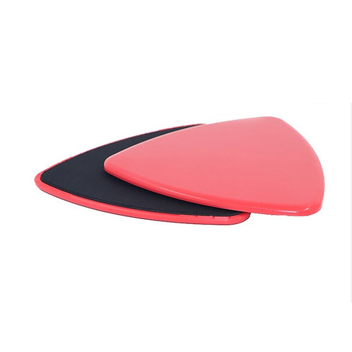 Gliding Discs Slider Fitness Disc Sliding Plate Abdominal Core Muscle 2pc