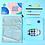 Thumbnail: High Quality 36 Colors Portable Travel Solid Pigment Watercolor Paints Set