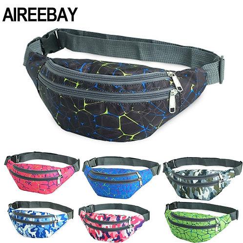 Fanny Pack Belt Bag  Waist Bags Travel Bum Bag Purse  Waterproof
