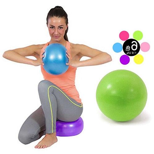 25cm Yoga Ball Exercise Gymnastic Fitness  balance Exercise Gym