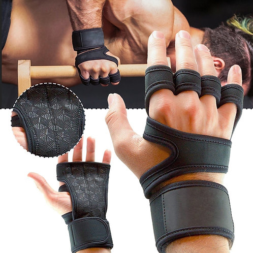 Weight Lifting Training Gloves Women Men Fitness Sports Body Building