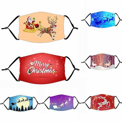 Christmas Mask and New Year Face Masks