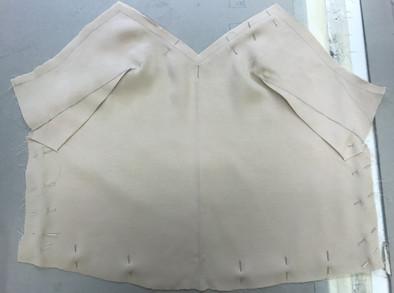 Razo Fabric Process