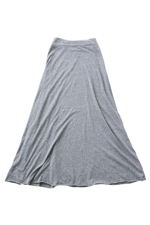 BOARD WALK MAXI SKIRT(35TJ008)