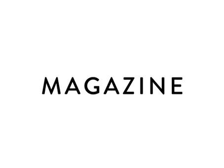 雑誌掲載 :Safari 5月号