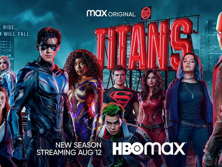 Additional Music for Titans: Season 3 (HBOmax)