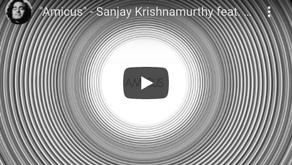 """AMICUS"" - Sanjay Krishnamurthy feat. The Hollywood Sinfonietta"