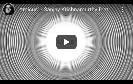 """AMICUS"" - Sanjay Krishnamurthy feat. The Hollywood Sinfonietta​"
