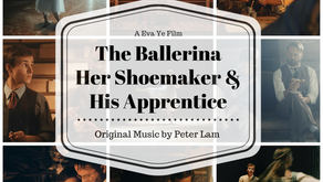 The Ballerina, Her Shoemaker, & His Apprentice Soundtrack released on iTunes / Spotify