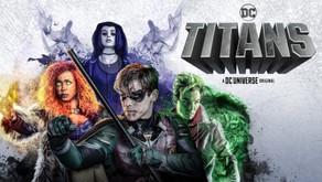 Titans streaming on DC Universe/Netflix