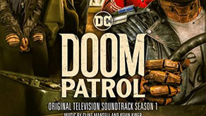 Doom Patrol Seasons 1-2 Soundtrack Released by WaterTower Music