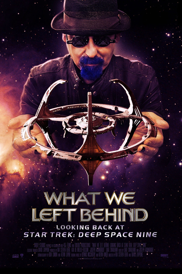 Star Trek DS9: What We Left Behind