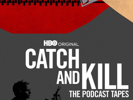 Music Editing for Catch & Kill (HBO doc-series)