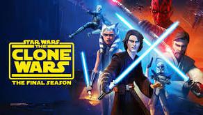Music Editing & Additional Music for Star Wars: The Clone Wars Final Season (Disney+)