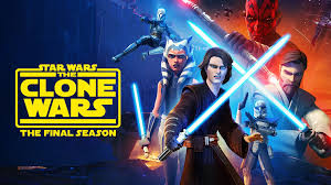 Star Wars: The Clone Wars Final Season - streaming on Disney+