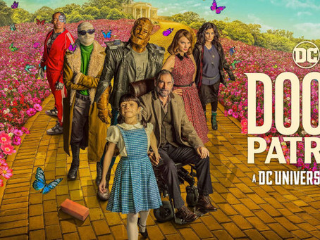Doom Patrol: Season 2 streaming on HBOmax