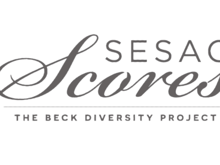 Selected Participant - SESAC's Film Scoring Workshop with Christophe Beck