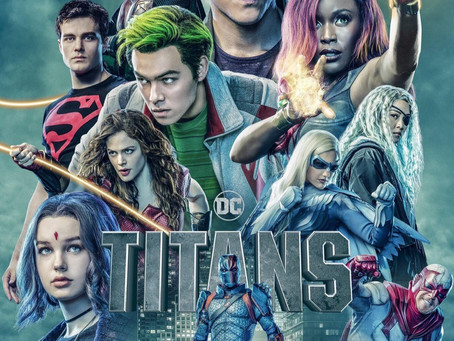 Titans: Season 2 - streaming on DC Universe
