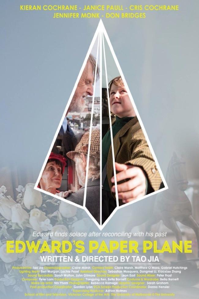 Edward's Paper Plane