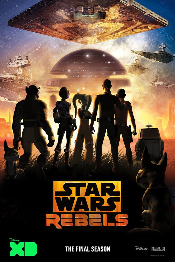 Star Wars Rebels Se4