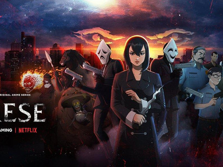 Music Editing for Trese (Netflix)