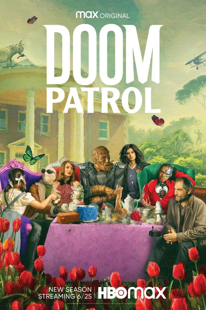 Doom Patrol Se1-2