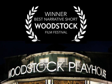 (le) Rebound wins Best Narrative Short​ at Woodstock Film Festival