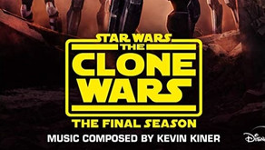 Star Wars: The Clone Wars Final Season Sountrack Vol.1-3 Released by Disney Music