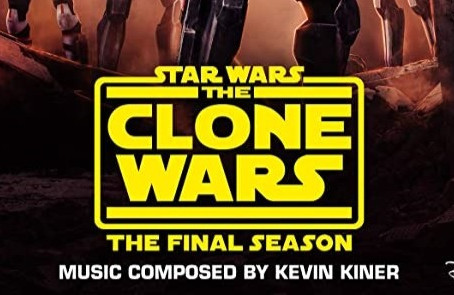 Star Wars: The Clone Wars Final Season Sountrack Vol.1-3 Released by Disney Music