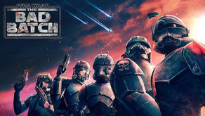 Music Editing & Additional Music for Star Wars: The Bad Batch (Disney+)