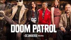 Doom Patrol streaming on DC Universe / HBOmax