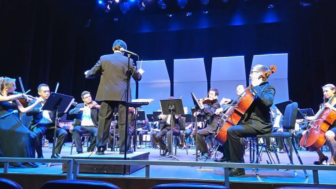 Fullerton College Orchestra