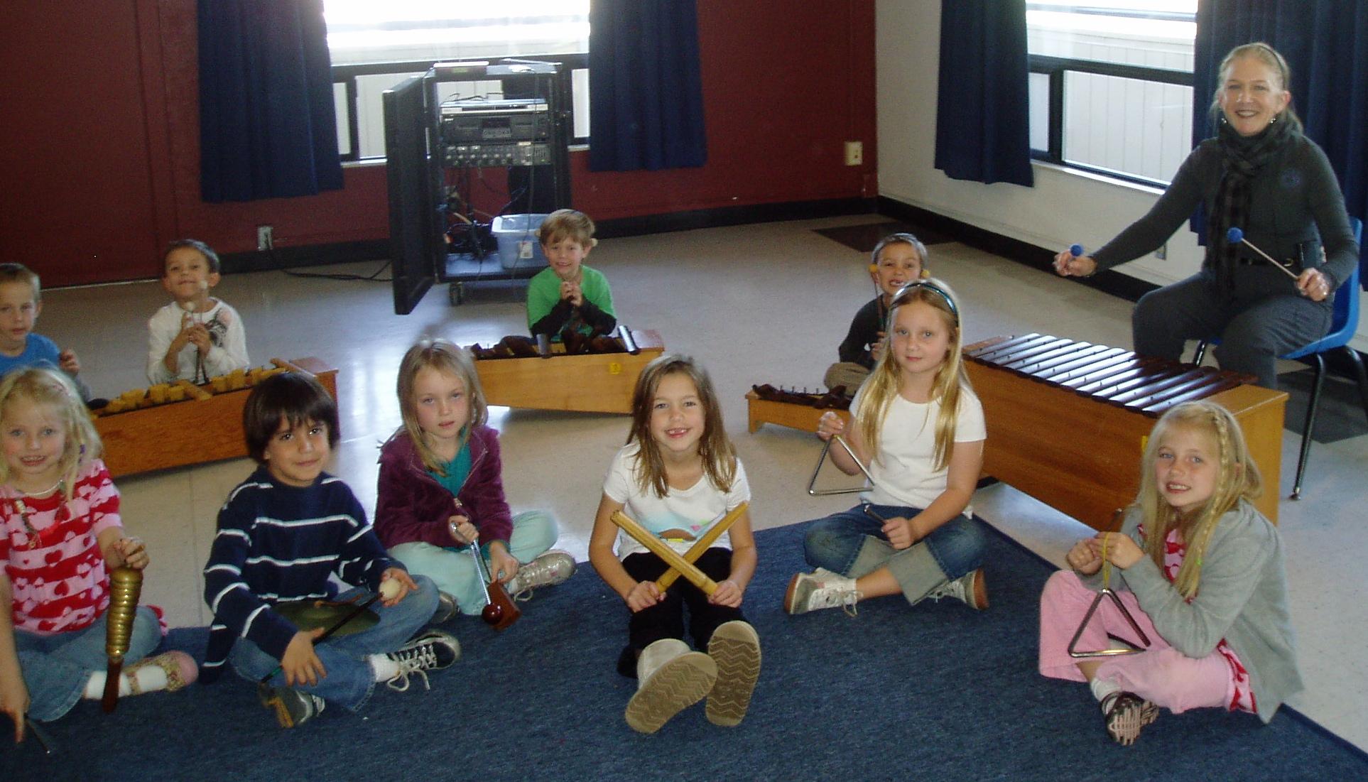 Learning Music Basics Orange County