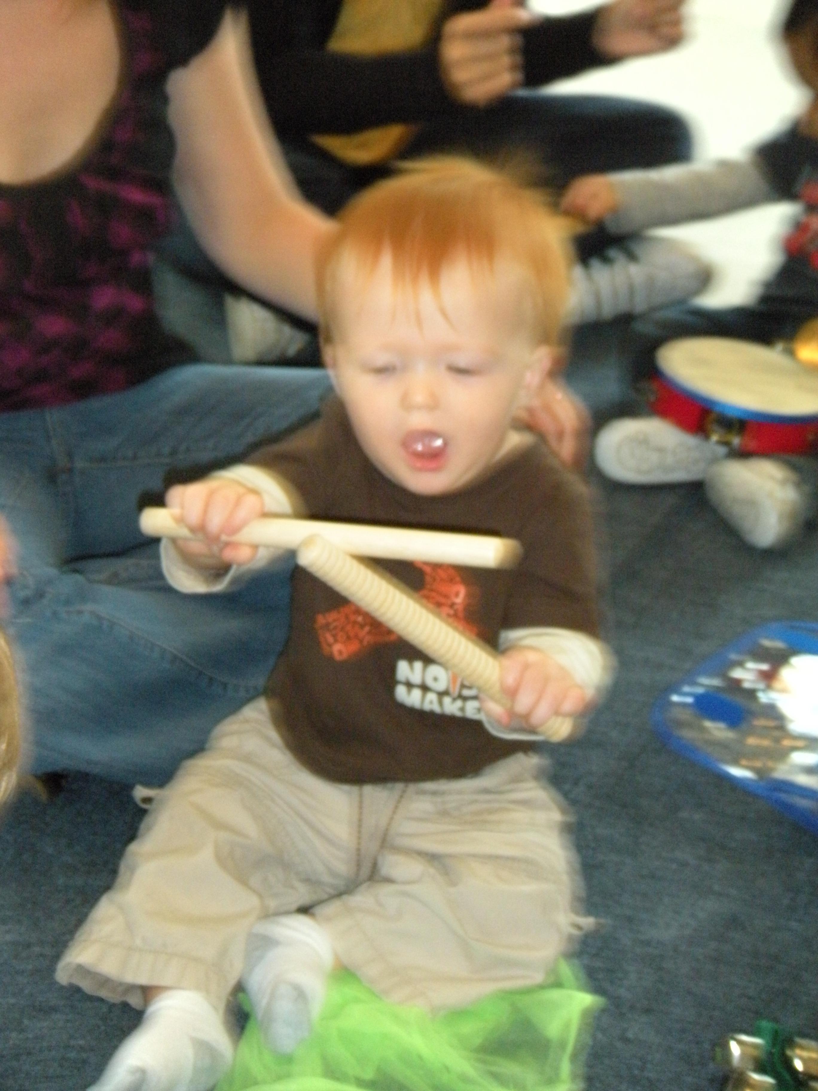 Baby Music Class Orange County