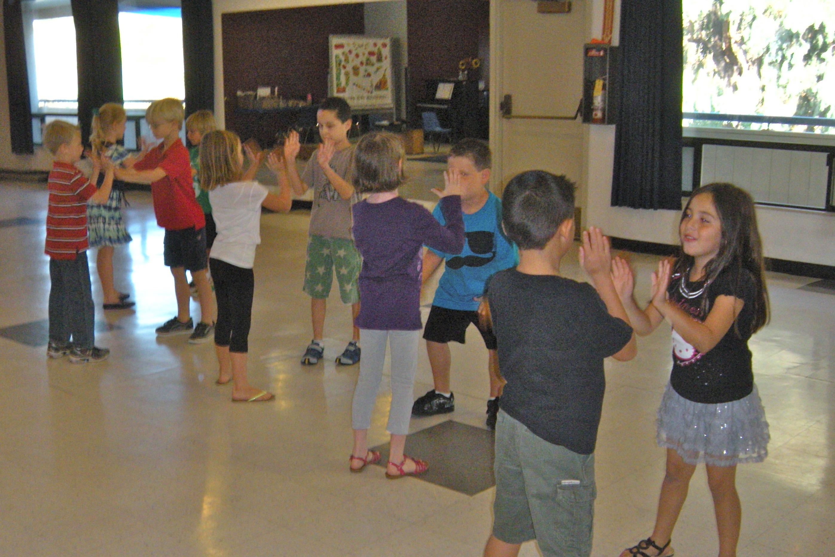 Elementary Music Class Orange County