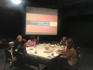The inaugural think tank and public conversation