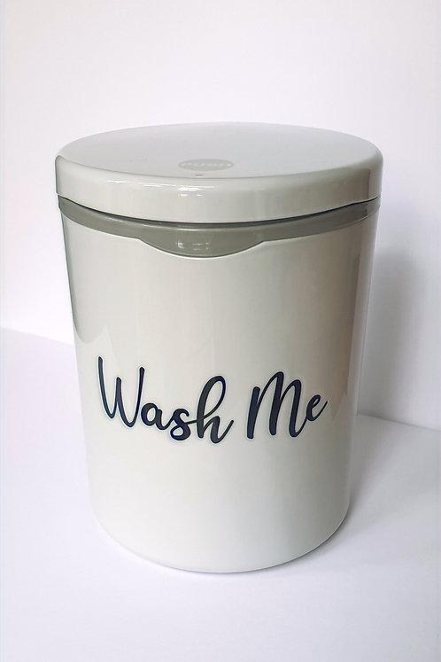 """Wash Me"" Wash Box - Round or Square"