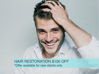 Hair Treatment Special