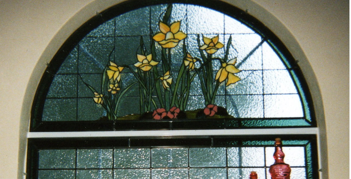 daffodil window