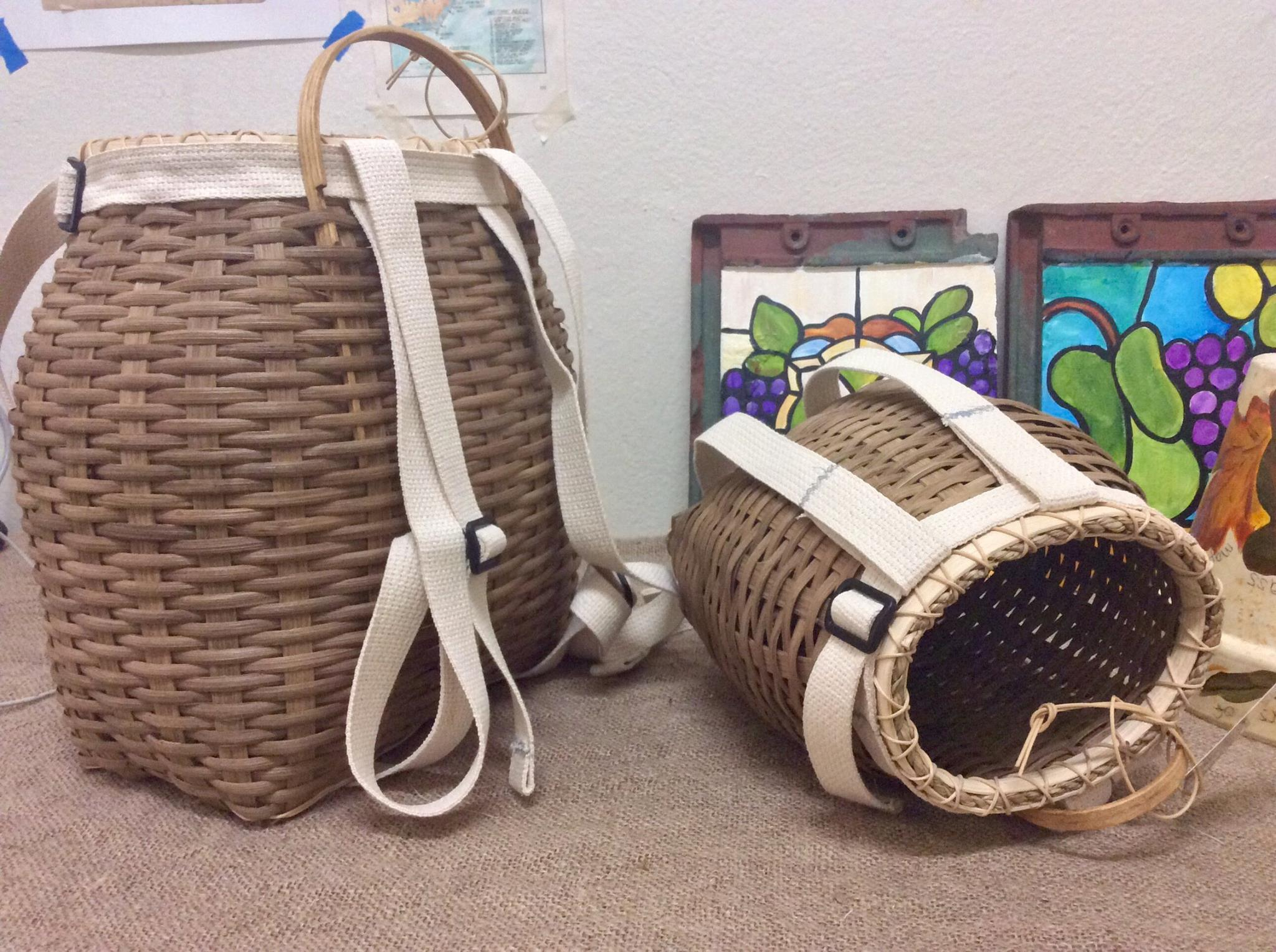 Backpack Baskets