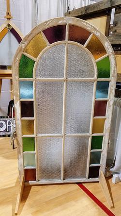 1889 church window